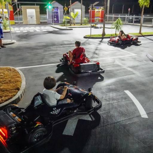 Mini Autoescola Kartoon por Speed Park - Kartódromo Internacional