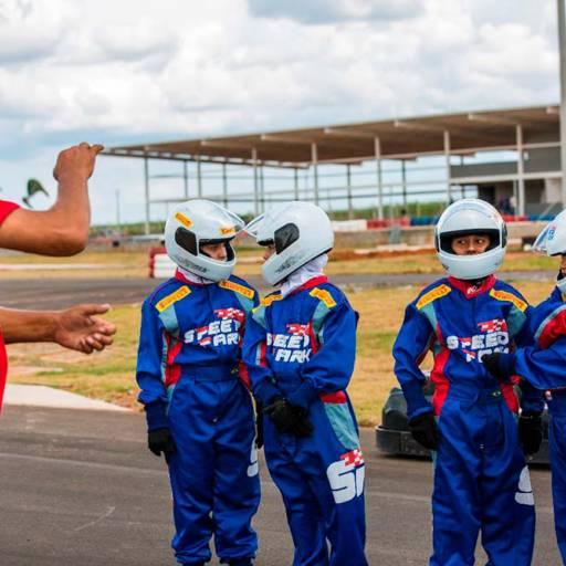 Escola de Kart por Speed Park - Kartódromo Internacional