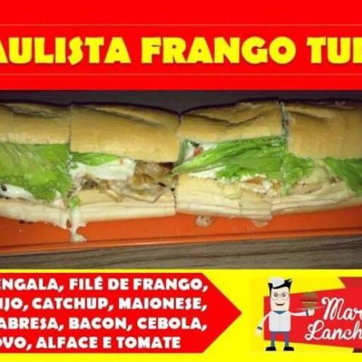 Paulista Frango Tudo por Marilza Lanches