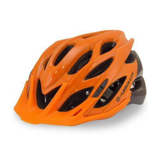 Capacete Ciclismo Absolute Wild com Led e Regulagem para Mtb Speed por Salles Bikes