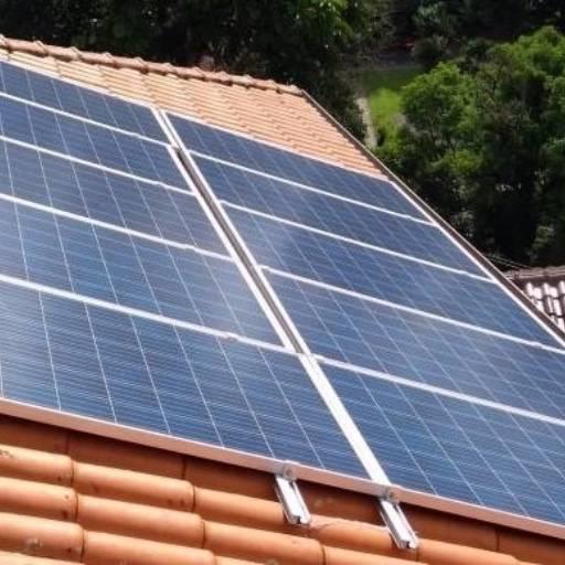 Comprar o produto de Instalação Sistema Energia Solar Fotovoltaica - Residencial em Casa, Móveis e Decoração pela empresa W S  Energia Fotovoltaica em Birigui, SP por Solutudo