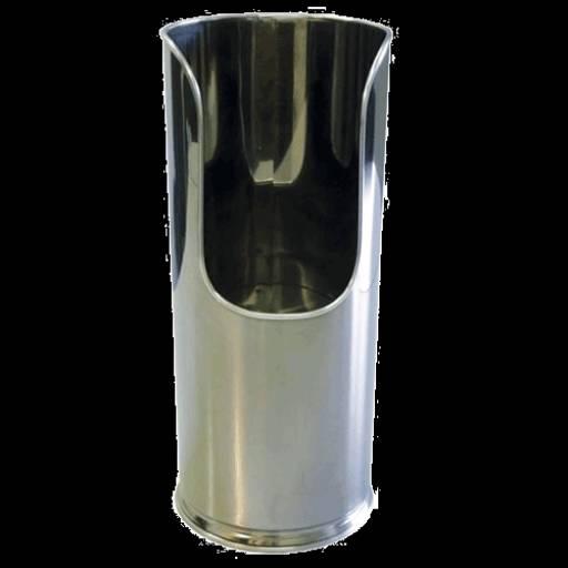 Comprar o produto de Suporte de Extintor - Aço Inox em Outros pela empresa CLP Extintores em Jundiaí, SP por Solutudo