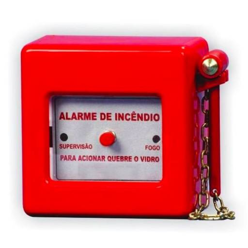 Comprar o produto de Alarmes de incêndio em Outros pela empresa CLP Extintores em Jundiaí, SP por Solutudo