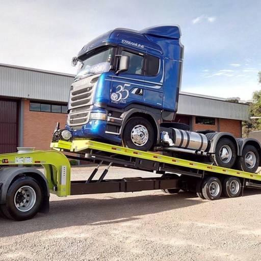 Guincho para caminhões por Guincho Aerojeep