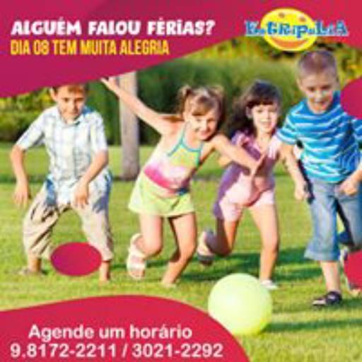 Recreação Infantil por Estripulia Festas