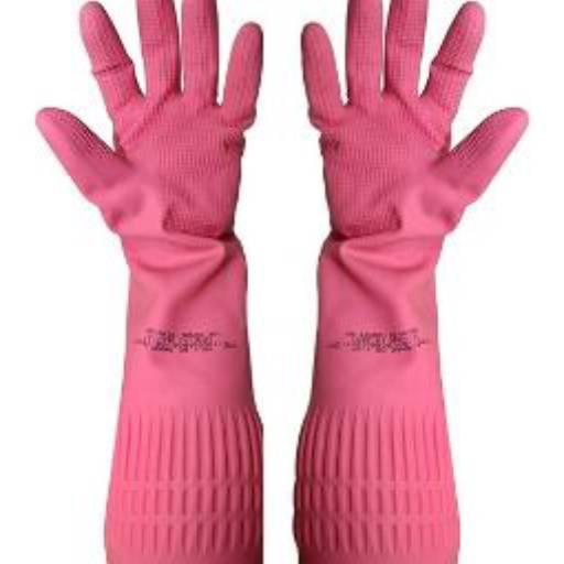Comprar o produto de Luvas Logatex Pink  em Limpeza Geral pela empresa Total Segurança em Mineiros, GO por Solutudo