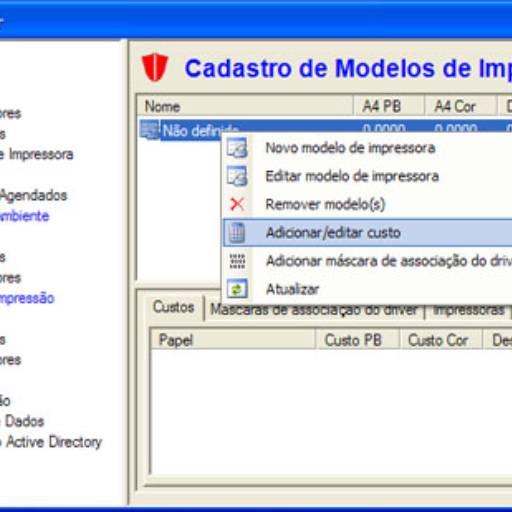 Comprar o produto de Softwares para gerenciamento de impressão em Informática pela empresa Rentex Soluções em Aracaju, SE por Solutudo