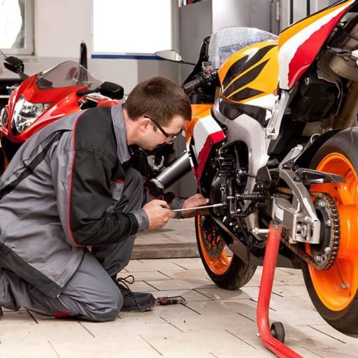Conserto de motos por Tita Moto Peças