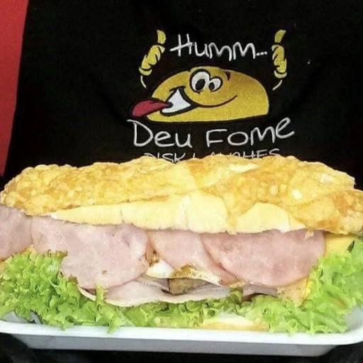 Comprar o produto de X- Deu Fome (Lanche da Casa) em Lanches pela empresa Humm Deu Fome - Disk Lanches e Pizza em Itapetininga, SP por Solutudo