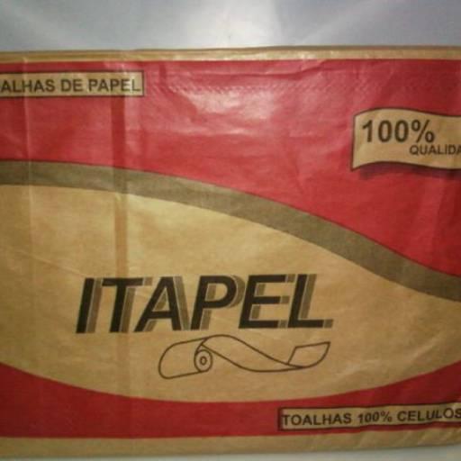 Interfolha 100% Celulose Itapel por Eloy Festas
