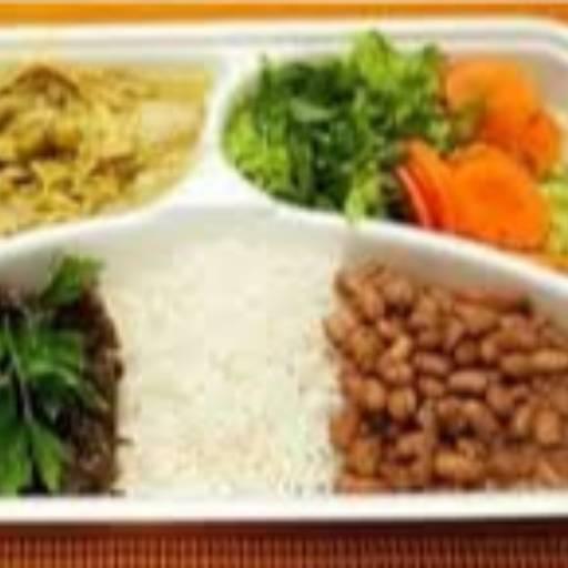 Marmitex Vegetariana por Marmitaria Tempero de Família