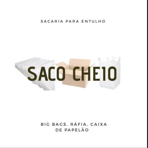 Carvão - Saco de 8kg por Sacaria SacoCheio