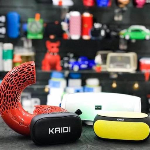 Comprar o produto de Caixas de Som Bluetooth em Caixas Bluetooth pela empresa Só Capas Acessórios em Foz do Iguaçu, PR por Solutudo