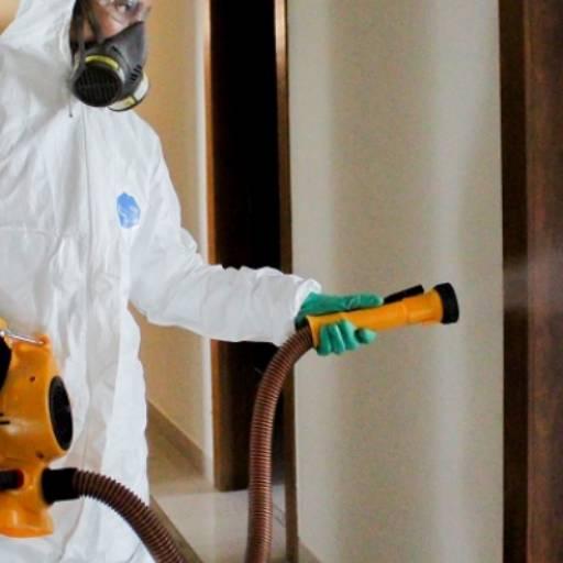 Sanitização / Desinfecção em Tietê, SP por Dedetizadora Bioprag