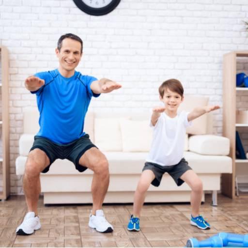 EXERCÍCIOS ONLINE EM TEMPO DE QUARENTENA por Saúde & Movimento