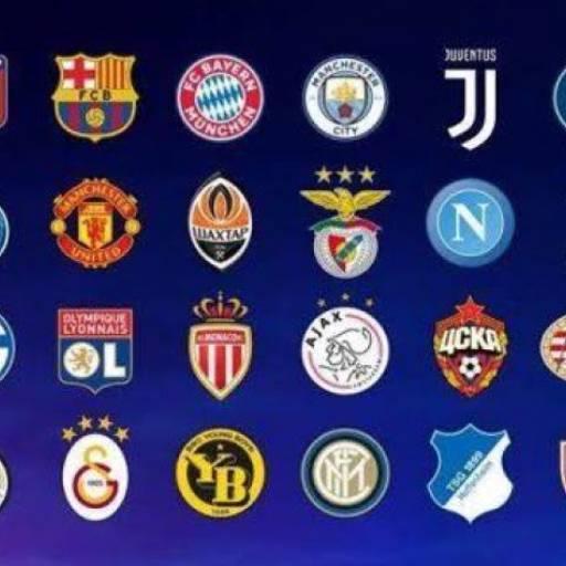 Bandeiras de Times de Futebol Europeu por Jairo Jaime Bandeiras e Flâmulas