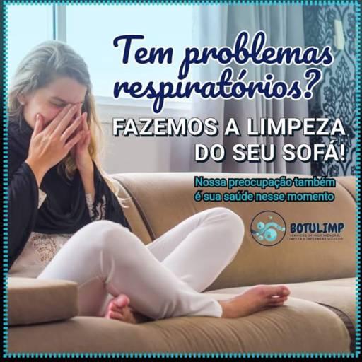 Comprar o produto de Limpeza de Sofá em Outros pela empresa Botulimp  em Botucatu, SP por Solutudo