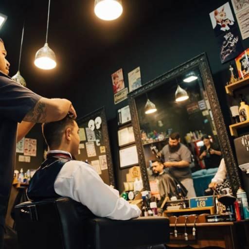 Comprar o produto de Progressiva  em Barbearias pela empresa Barbearia Dom Crani em Foz do Iguaçu, PR por Solutudo