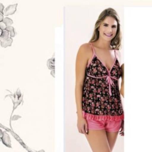 Comprar o produto de BABYDOLL LIGANETE em Moda Íntima e Lingerie pela empresa Corpo de Mulher em Aracaju, SE por Solutudo