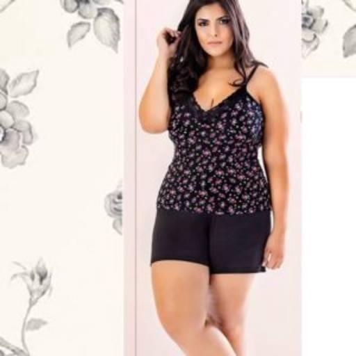 Comprar o produto de BABYDOLL LIGANETE em Moda Plus Size pela empresa Corpo de Mulher em Aracaju, SE por Solutudo