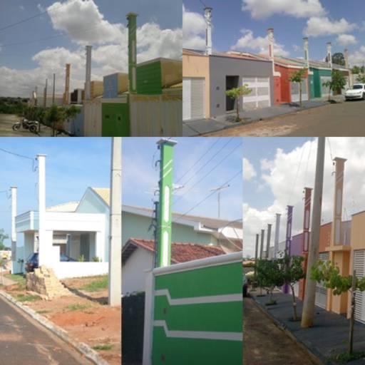 Poste Coluna por Postes São Conrado