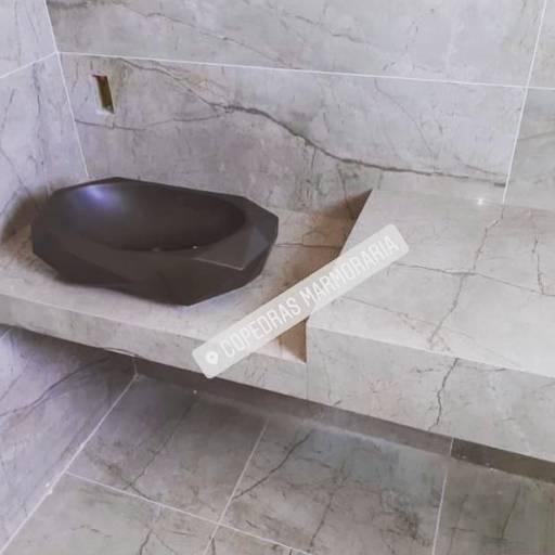 Comprar o produto de Bancada de porcelanato em Reformas pela empresa Copedras Marmoraria em Jundiaí, SP por Solutudo