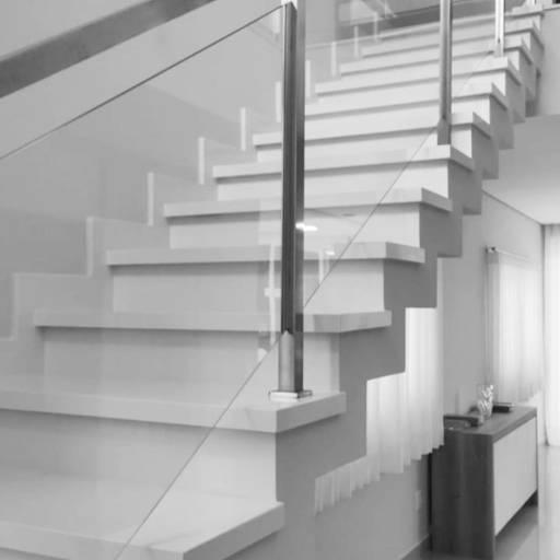 Comprar o produto de Revestimento de Escada em Reformas pela empresa Copedras Marmoraria em Jundiaí, SP por Solutudo