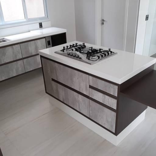 Cozinha em SuperNano por Copedras Marmoraria