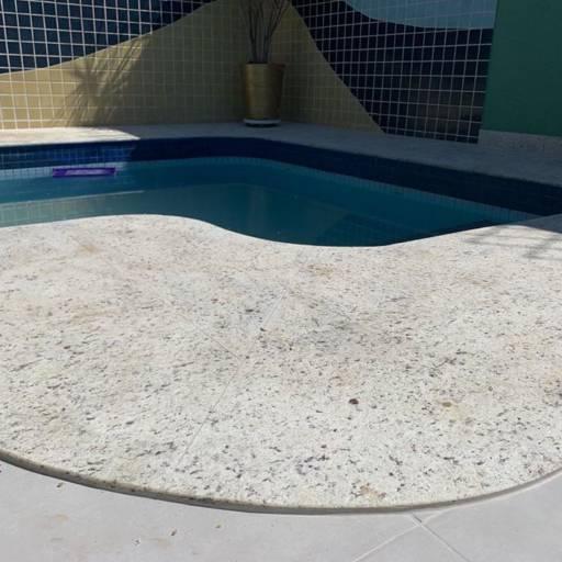 Comprar o produto de Revestimento para piscina em Reformas pela empresa Copedras Marmoraria em Jundiaí, SP por Solutudo