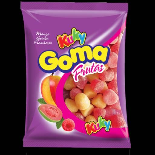 Goma Kuky por Eloy Festas