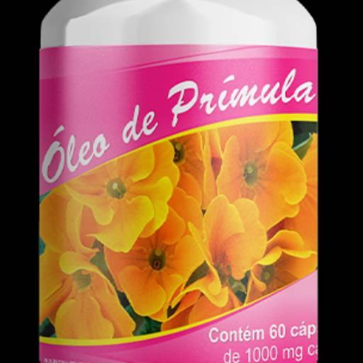 Comprar o produto de Óleo de Prímula 120 Cápsulas 1000mg - PROMEL - Point  em Alimentação Saudável pela empresa Pronapi Produtos Naturais em Foz do Iguaçu, PR por Solutudo