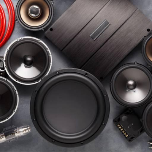 Instalação de som por Dick Sound