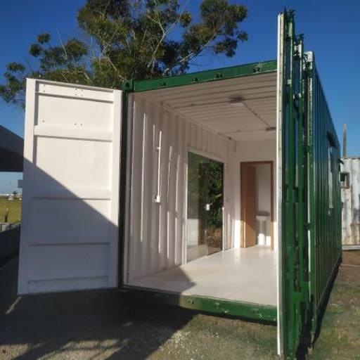 Locação de Conteiner com Banheiros Luxo por Locban - Banheiros Químicos e Limpa Fossa
