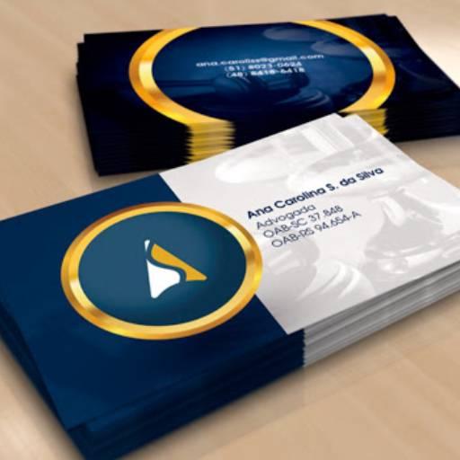 Comprar o produto de Cartões de visita  em Gráficas e Impressão pela empresa Monster assistencia técnica  em Jundiaí, SP por Solutudo