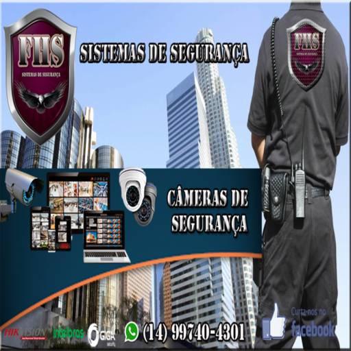 Comprar o produto de Câmeras de Segurança em Câmeras de Segurança pela empresa FHS Sistemas de Segurança em Botucatu, SP por Solutudo