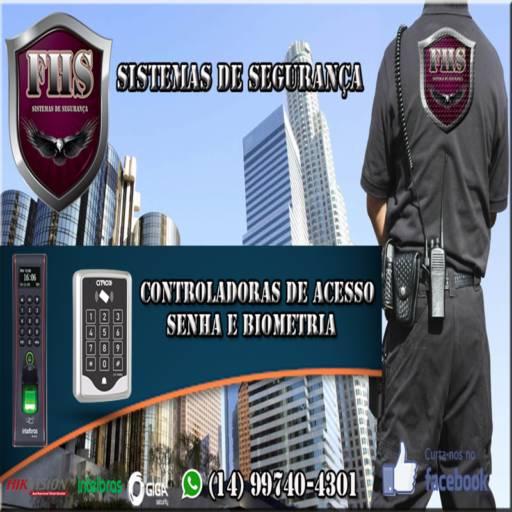 Comprar o produto de Controladoras de Acesso senha e biometria em Outras Fechaduras pela empresa FHS Sistemas de Segurança em Botucatu, SP por Solutudo