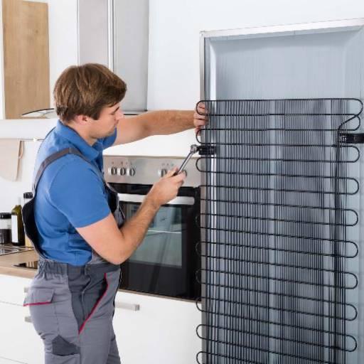 Conserto de geladeira por Eletro Qualitty - Assistência técnica em Lavadoras e Geladeiras