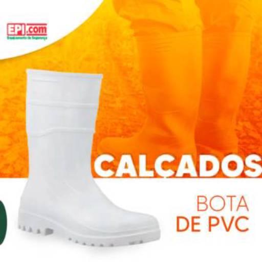 Bota em PVC por EPI.COM - Equipamentos de Segurança do Trabalho