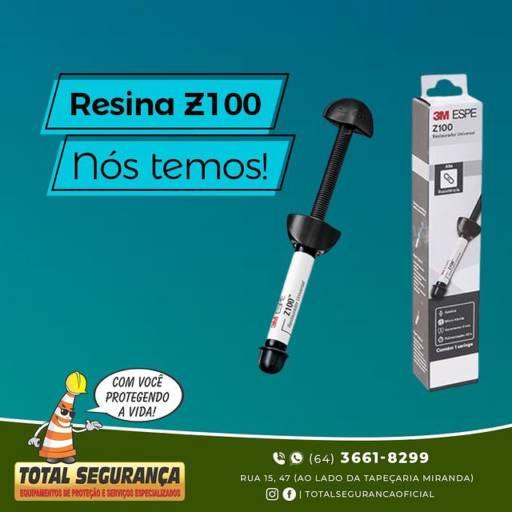 Comprar o produto de Resina Z100 em Equipamentos Odontológicos pela empresa Total Segurança em Mineiros, GO por Solutudo