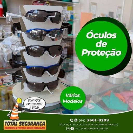 Comprar o produto de Óculos para proteção em Óculos de Proteção pela empresa Total Segurança em Mineiros, GO por Solutudo