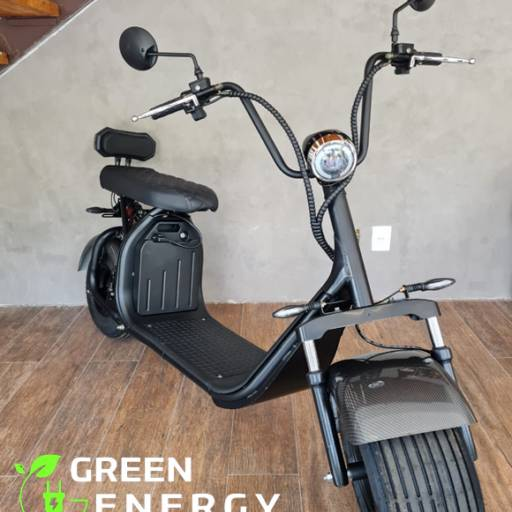 Moto Elétrica P2R (City) - Gloov por Green Energy Motos elétricas Jundiaí