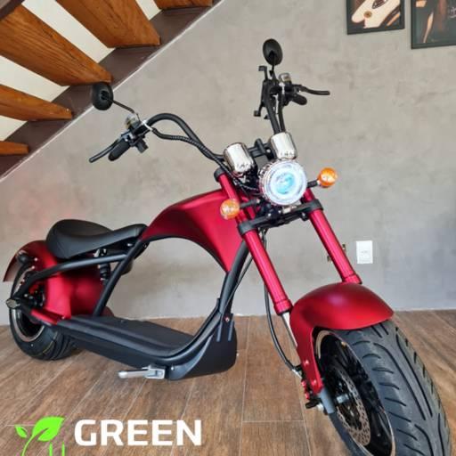 Moto Elétrica P1R (Chopper) - Gloov por Green Energy Motos elétricas Jundiaí
