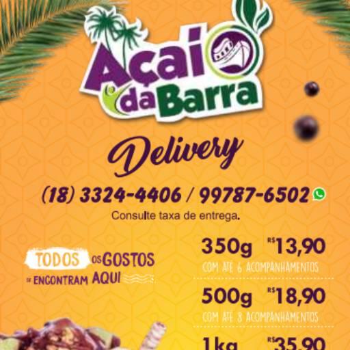 Delivery - Peça já! por Açai da Barra