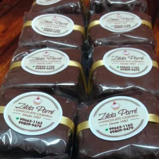 Pão de Mel  por Zilda'S Chocolate Artesanal