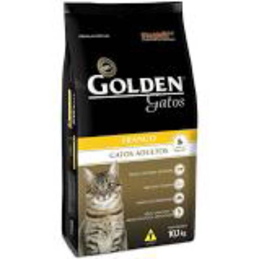 Ração Golden Gatos Frango por Agrocamp Produtos Agropecuários
