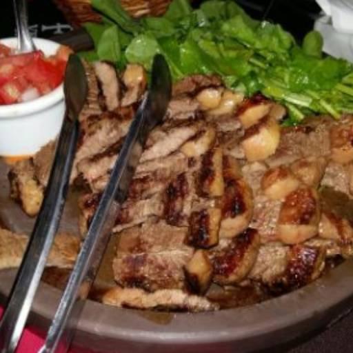 Tábua de Carnes por MAC Fritas