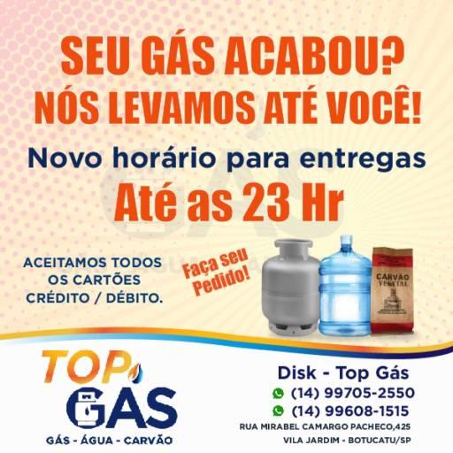 Entrega Até as 23H por Top Gás