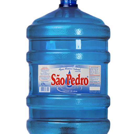 Água de 20L por Top Gás