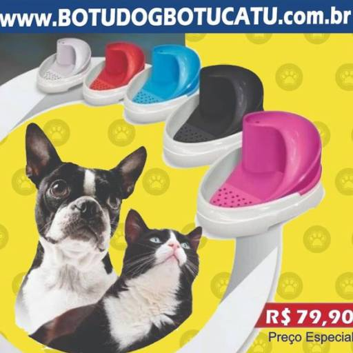 Botudog , o que há de melhor para seu cão e gato  por Botudog