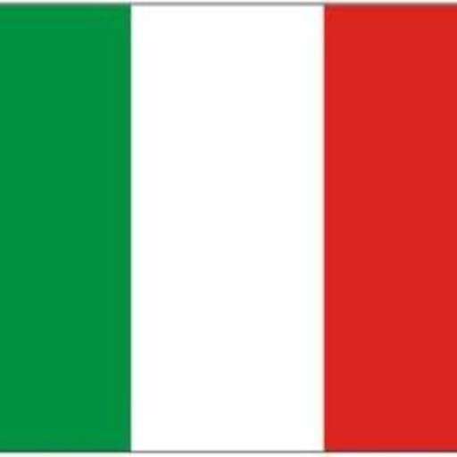 Bandeira da Itália por Jairo Jaime Bandeiras e Flâmulas